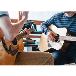 GUITAR PLAYING LESSONS (Low-priced rates)