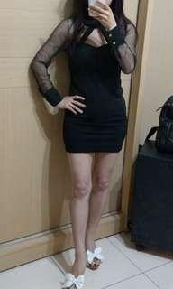 🚚 全新韓版長袖造型洋裝