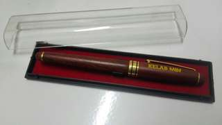 🆕Mont Blanc Meisterstück Inspired Kelab MBF Wooden Pen