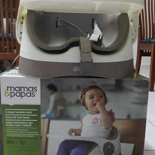 Mamas & Papas 3 Stages Booster Seat