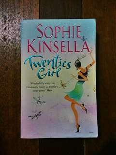 Twenties Girl Book