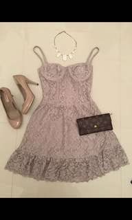 BNWOT Bardot Lace Dress