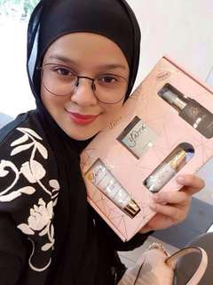 🚚 READY STOCK💕YARRA 4in1 BEAUTY SET.  Processing proceed upon full payment received via bank transfer