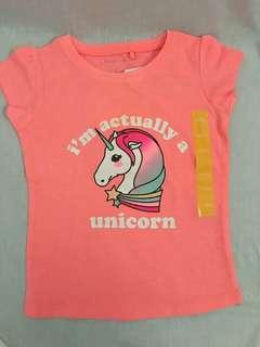 Kaos Unicorn Girl