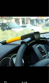 BNIB Car Steering wheel lock