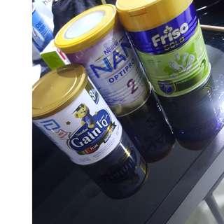 Bundle formula milk
