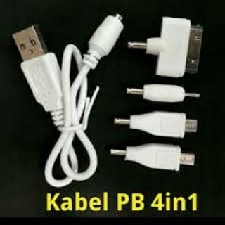 Kabel chager 4 IN 1
