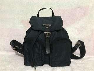 Prada 尼龍 Mini Backpack 背包