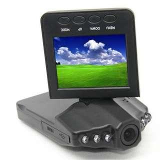 """(福利品) HD DVR 行車紀錄器 記錄器  2.5""""TFT液晶屏錄像機/攝像機"""
