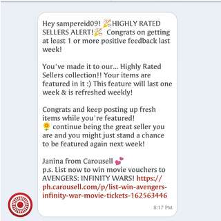 Carousell  👍👌👏