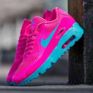 Nike Air Max 90 Br (Hot Pink) 36、38