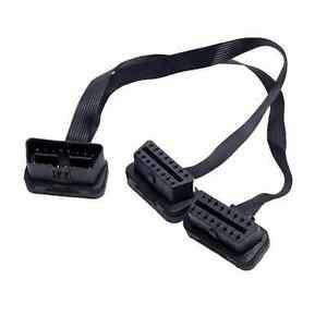 Obd2 splitter cable! Now cheap, good quality guaranteed or exchange.