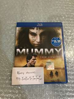 The Mummy Bluray