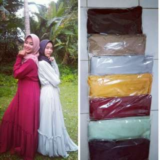 Gamis ceruty