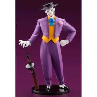 PRE-ORDER : Kotobukiya ARTFX+ - Joker Animated
