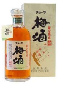 日本直送 現貨 梅酒 CHOYA チョーヤ 限定熟成梅酒 720ml【梅酒】原價$650
