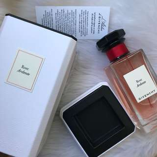 Givenchy Rose Ardente