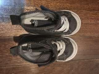 Original H&M high-cut Rubber Shoes