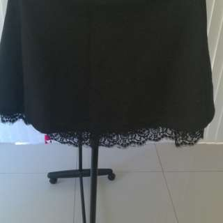 French collection skirt