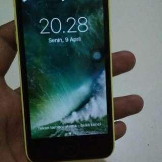 Jual murah iphone 5c