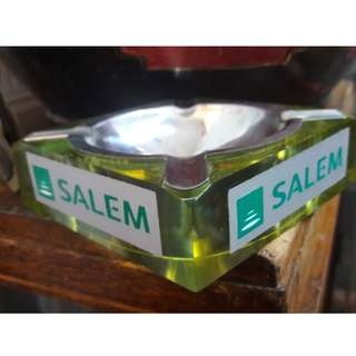 Vintage Salem ashtray