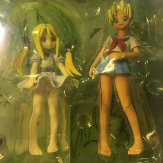 Box: Japan Authentic Vintage Large Size Action Figure Collection - Love Hina, Sky Luv Project - Apr 2018