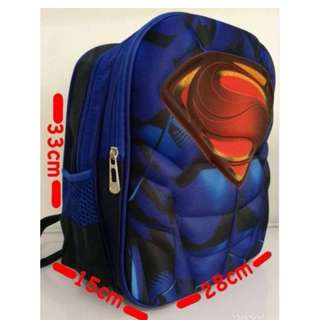 Kids Character Muscle Backpack