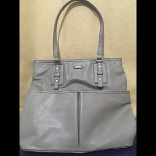 Relic by Fossil Gray Tote - Brand new but half the price