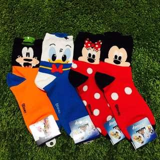 🚚 Disney socks (迪士尼長襪)