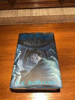 Harry Potter Book 5 (Hard Bound)