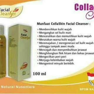 CollaSkin Facial Cleanser