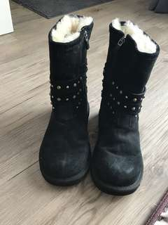 Authentic UGG Girls Studded boots