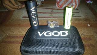 Vape Mechanical VGOD ORI