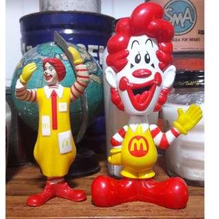 Vintage McD toys