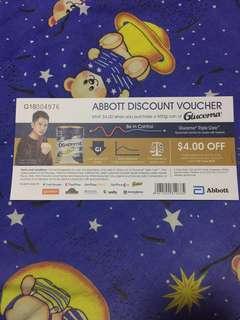 Abbott Discount Voucher -Glucerna