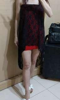 🚚 全新韓版蕾絲造型洋裝