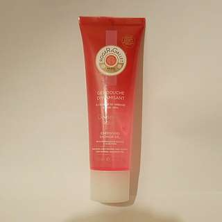 🈹🈹🈹 roger & gallet ginembre rouge energising shower gel 50ml