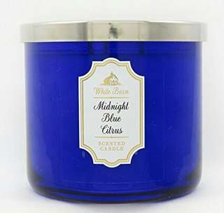 Midnight Blue Citrus Candle from Bath & Body Works