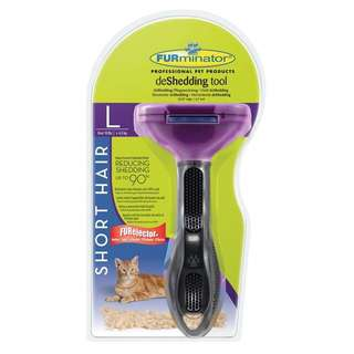 Furminator DeSedding Tool for cats with short hair $65