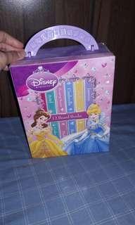 Disney princess books
