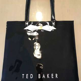 Ted Baker London Large Tote Bag in Black