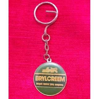 Vintage Brylcreem keychain