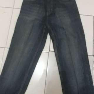 Celana jeans lea original