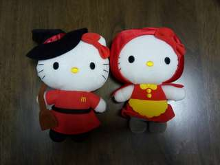 Hello Kitty Soft Toys