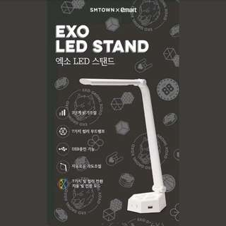 [ LOOKING FOR ] EXO LED STAND