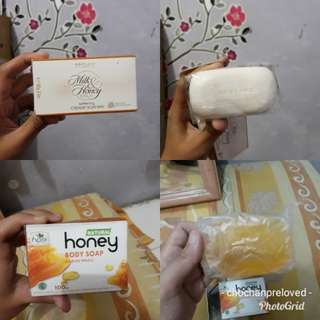 HONEY SOAP by ORIFLAME and HPAI
