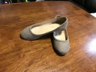 Zalora Doll Shoes Brown