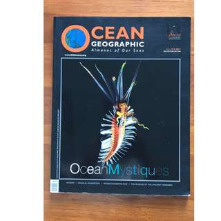 Ocean Geographic - Almanac of Our Seas