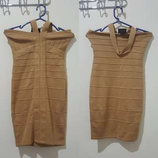 Backless Bodycon