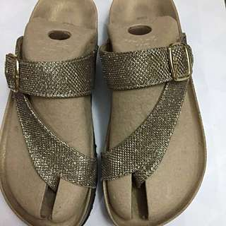 White Mountain Imported Sandals